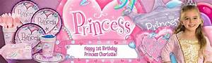 1st Birthday Princess Party Ideas Girls Party at