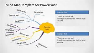 Creative mind map template for powerpoint slidemodel for Mind map template powerpoint free download