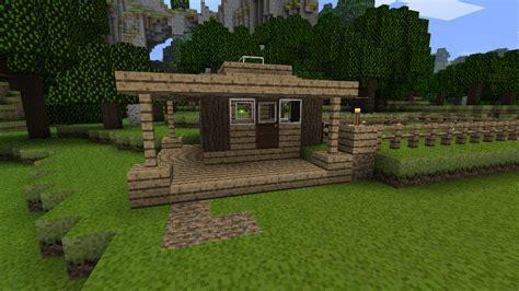small cabin minecraft constuctions wiki fandom powered  wikia