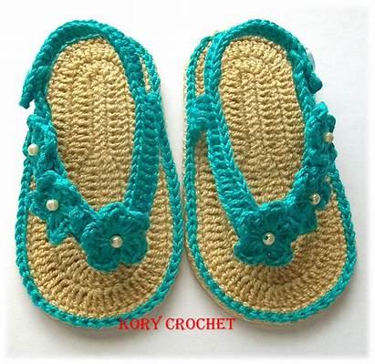 Crochet Sandalias Da Tejidas Booties Shoes Salvato