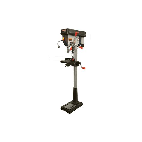 craftsman floor mount drill press 15 inch drill press sears