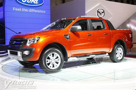 picture of 2011 ford ranger wildtrak
