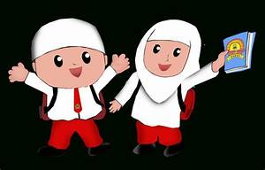 10 Gambar Kartun Islami Keren