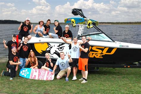 Stillwater Boat Club Menu by Oklahoma State Wakeboarding Club Rises To New