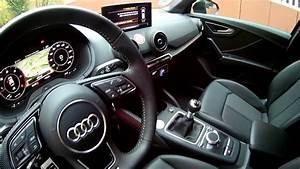 Audi Q2 Interieur : audi q2 2017 s line interieur innenraum youtube ~ Medecine-chirurgie-esthetiques.com Avis de Voitures