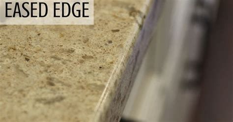 "Cambria's #Windermere #quartz in the standard ""Eased edge"