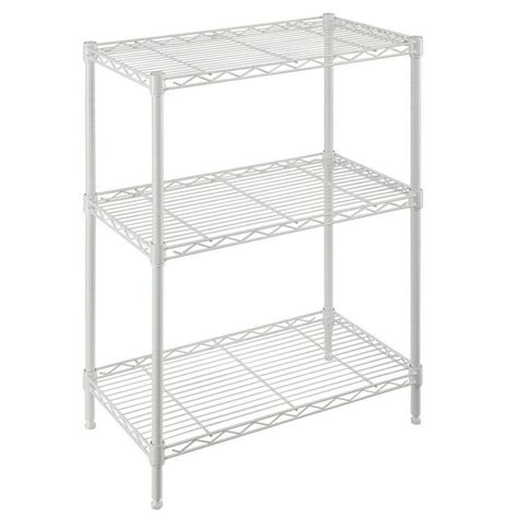 white wire shelves wire closet organizers closet