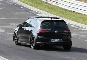 Golf 7 Gtd Noir : spyshots new vw golf r tipped to produced 300 hp autoevolution ~ Medecine-chirurgie-esthetiques.com Avis de Voitures