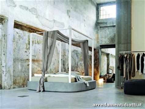 letti baldacchino moderni letto sommier con baldacchino diotti a f arredamenti