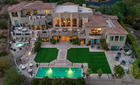 million newly built mansion  paradise valley