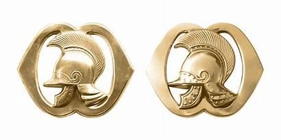 Genie Badges Regiment Form Variations Royal Army