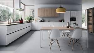 Relativamente Cucine Moderne Bianche TF61 ~ Pineglen