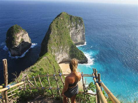 destinasi wisata nusa penida  keindahannya diakui dunia