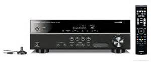 Yamaha Rx-v379 - Manual - Audio Video Receiver