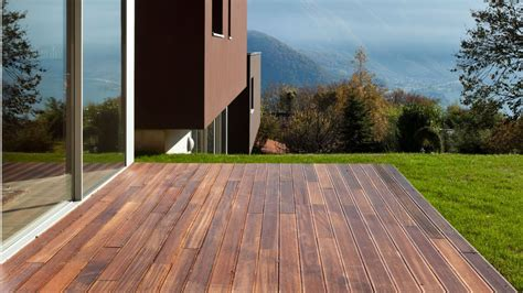 carrelages terrasse imitation bois