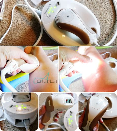 remington i light pro remington i light pro for at home hair removal test drive