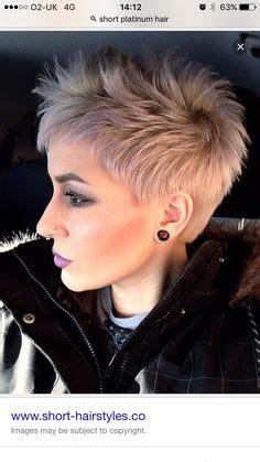 die  besten bilder von kurze graue haare haarschnitt