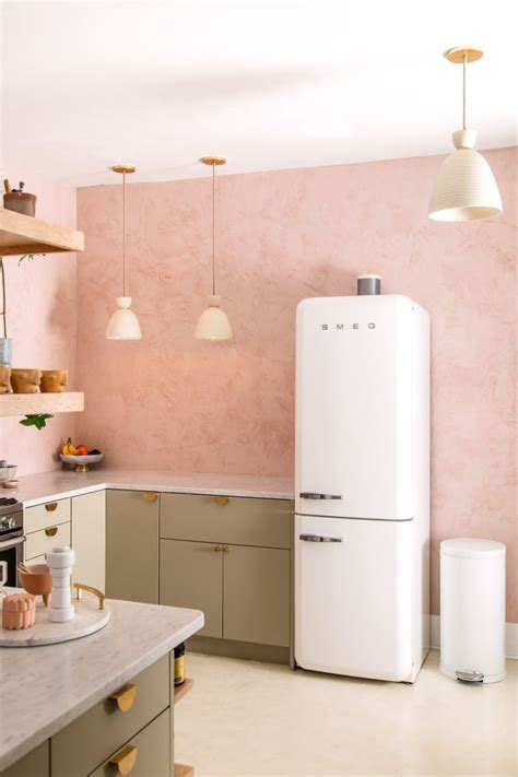 Pink Kitchen Inspiration by Tour Food And Stylist Alison Wu S Dreamy Pink