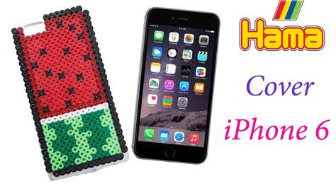 iphone 6 tutorial cover iphone 6 hama phone with perler