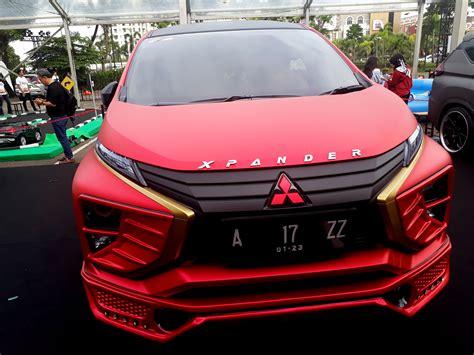 Modifikasi Mitsubishi Xpander referensi modifikasi mitsubishi xpander carmudi indonesia