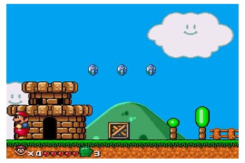 free games super mario world download