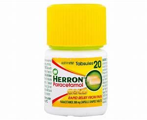 herron gold ingredients