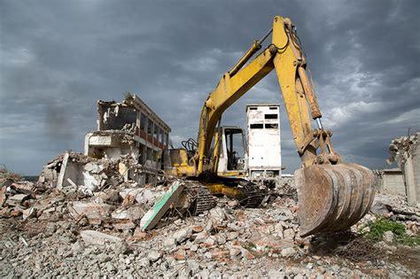 demolition waste disposal building waste asbestos