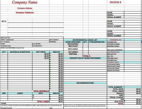hvac installation contract template sampletemplatess