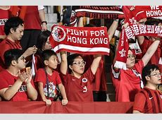 Soccer Fans' Booing of Chinese National Anthem Sparks