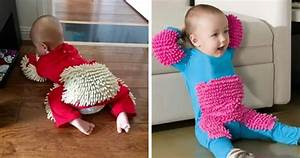Apparently, You Can Buy A Baby Mop-Onesie On Amazon And People Are Not So Sure About Them ...