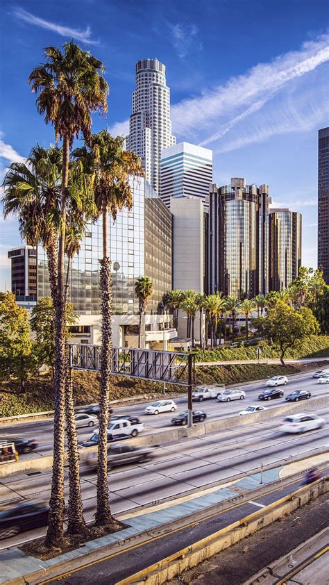 los angeles city wallpapers wallpaper cave
