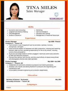 Updated Resume Format Pdf by 7 Cv Format 2016 Pdf Ledger Paper