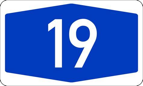 Bundesautobahn 19