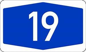 Bundesautobahn 19 - Wikipedia
