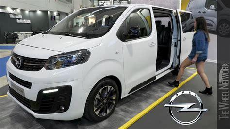 Opel Italia by 2019 Opel Zafira And Combo Cargo At Transpotec