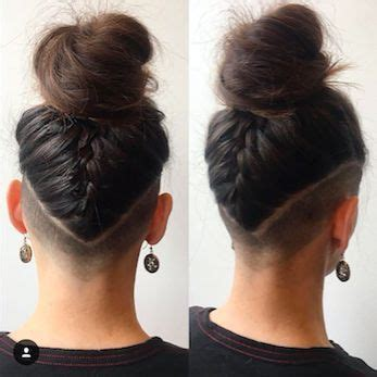 awesome completely hideable undercut designs