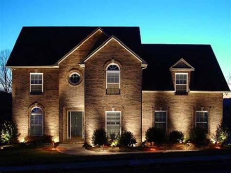 lighting outside house ideas elegant exterior lights 2016