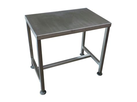 small stainless steel kitchen table rotary table packing tables by spaceguard