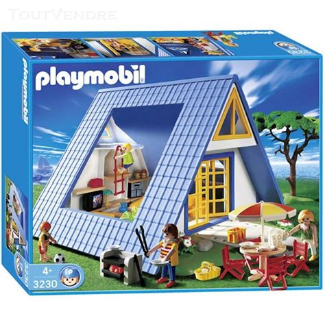 canape terrasse pas cher maison vacance playmobil boite clasf