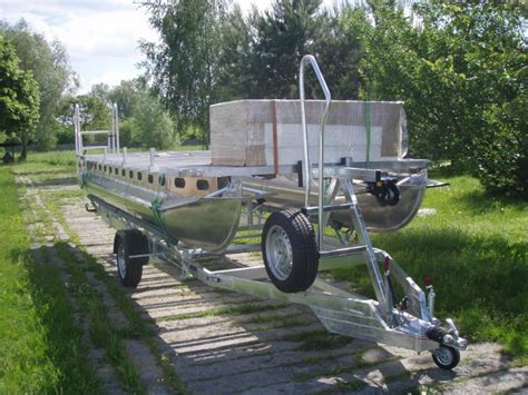 Buy A Boat Kit by A Kit To Assemble Aluminum Pontoon Boat Buy Building Kit