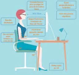 poste de travail ergonomique bureau ergonomie du poste de travail les conseils de gunnar