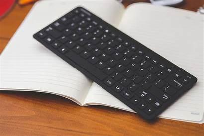 Keyboard Notepad Desktop Notes Keys Wireless Technology