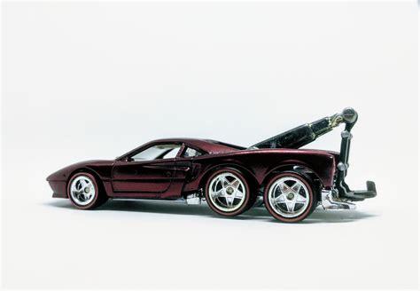 Ferrari 288 GTO Motor   Ferrari 288 GTO Motor out service ...