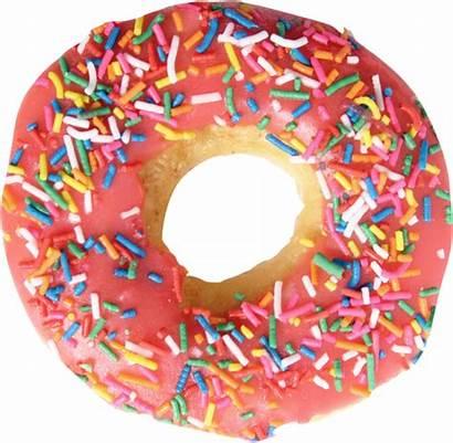 Donut Transparent Doughnut Donuts Clipart Cream Ice