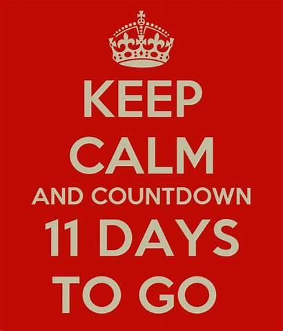 Days Keep Calm Got Still Countdown Matic