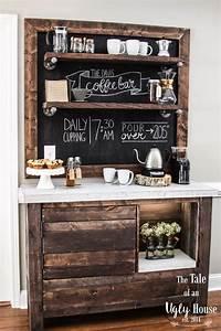 Coffee Bar Build