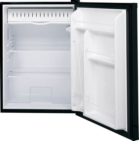 gcegghbb ge spacemaker compact refrigerator black