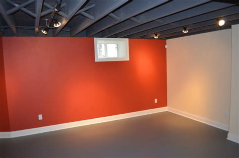 Paint Sprayer For Basement Ceiling by How Did You Paint The Ceiling Did You Use A Spray Gun