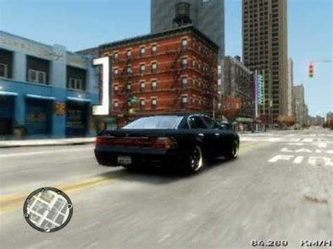 Grand Theft Auto Modification grand theft auto 4 modification cars