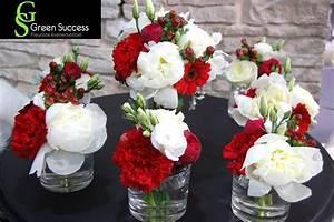 Décoration Mariage Rouge Et Blanc : charmant mariage blanc et rouge et idae dacoration mariage ~ Melissatoandfro.com Idées de Décoration